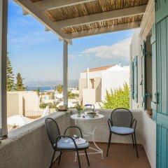 Отель Villa Iokasti Греция, Херсониссос - отзывы, цены и фото номеров - забронировать отель Villa Iokasti онлайн балкон