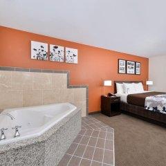 Отель Sleep Inn & Suites And Conference Center спа фото 2