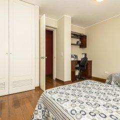 Отель Departamento Ovalo Gutierrez Miraflores комната для гостей фото 3