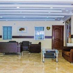 Beni Gold Apartment Hotel Лагос интерьер отеля