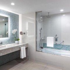 Отель Swissotel Living Al Ghurair Dubai Апартаменты с различными типами кроватей фото 8