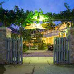 Отель Blue Paradise Resort 2* Стандартный номер с различными типами кроватей фото 25