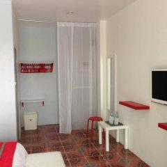 Basilico Hotel & Restaurant Номер Делюкс с различными типами кроватей фото 6