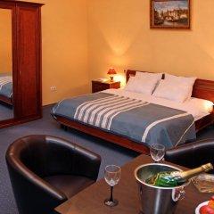 Platinum Hotel 3* Стандартный номер двуспальная кровать фото 8