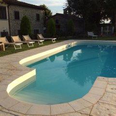 Отель Podere Buriano Ареццо бассейн фото 3