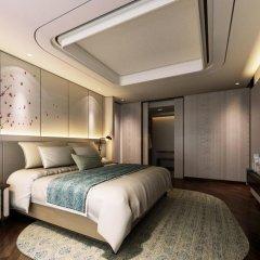 Отель Signiel Seoul Номер Премьер с 2 отдельными кроватями фото 4