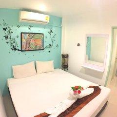 Отель The Room Patong 2* Стандартный номер с различными типами кроватей фото 11