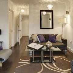 Апартаменты City Marque Knightsbridge Serviced Apartments Лондон комната для гостей фото 3