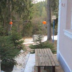 Отель Pri Voivodite Guest House Банско балкон