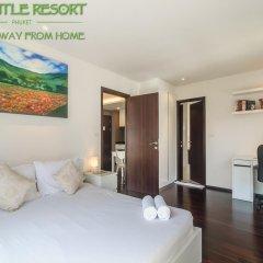 Отель The Title Phuket 4* Номер Делюкс с разными типами кроватей фото 24