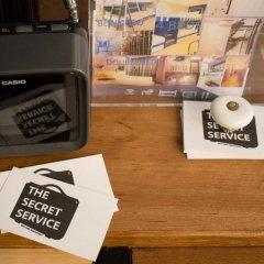 Отель The Secret Service Bed And Breakfast банкомат