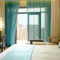 Апартаменты Sofitel The Palm, Дубай, Апартаменты комната для гостей фото 4