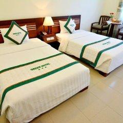 Green Hotel 3* Улучшенный номер с 2 отдельными кроватями фото 6