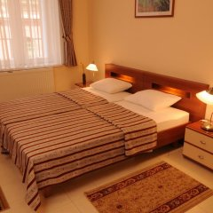 Отель Budapest Museum Central 3* Студия с различными типами кроватей фото 8