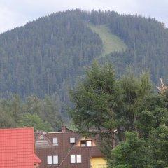 Отель Gazdówka u Janka Стандартный номер с различными типами кроватей фото 5