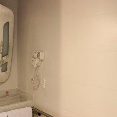 Отель Ibis Sao Paulo Congonhas 3* Стандартный номер с различными типами кроватей фото 5