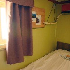 Yakorea Hostel Itaewon Стандартный номер фото 12