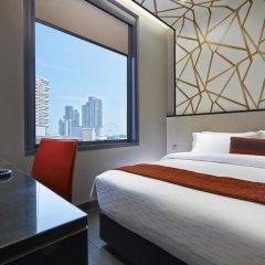 Hotel Boss 4* Улучшенный номер фото 8