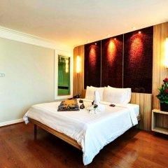 Jomtien Garden Hotel & Resort 4* Номер Делюкс с различными типами кроватей фото 48