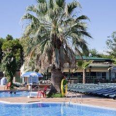 Отель Camping Solmar Испания, Бланес - отзывы, цены и фото номеров - забронировать отель Camping Solmar онлайн детские мероприятия фото 2