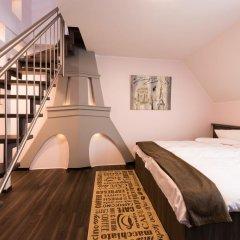 Отель Bürgerhofhotel 3* Стандартный номер с различными типами кроватей фото 4