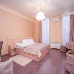 Мини-Отель Флоренция Стандартный номер двуспальная кровать фото 10