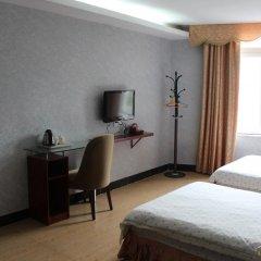 Guangzhou Xidiwan Hotel 3* Номер Бизнес с различными типами кроватей фото 6