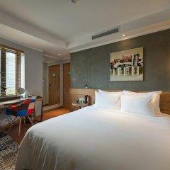 Hanoi La Siesta Hotel Trendy 4* Номер Делюкс с различными типами кроватей фото 2
