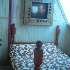 Hotel at Yuzhnyy proyezd Стандартный номер разные типы кроватей фото 6