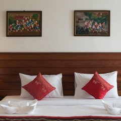 True Siam Phayathai Hotel 3* Стандартный номер с различными типами кроватей фото 4