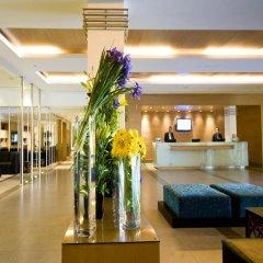 Отель Amman Airport Hotel Иордания, Аль-Джиза - отзывы, цены и фото номеров - забронировать отель Amman Airport Hotel онлайн интерьер отеля фото 3