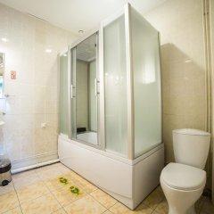Отель Огни Мурманска Мурманск ванная