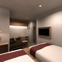 hotel androoms Osaka Hommachi 3* Номер Делюкс с различными типами кроватей фото 2