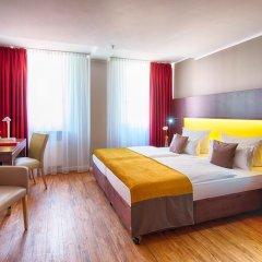 Отель Leonardo Hotel München City Center Германия, Мюнхен - 2 отзыва об отеле, цены и фото номеров - забронировать отель Leonardo Hotel München City Center онлайн комната для гостей фото 5