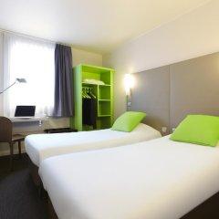 Отель Campanile Paris Ouest - Pte de Champerret Levallois 3* Стандартный номер с 2 отдельными кроватями фото 2