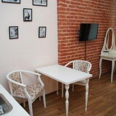 Апартаменты Nevskiy Air Inn 3* Студия с различными типами кроватей фото 15