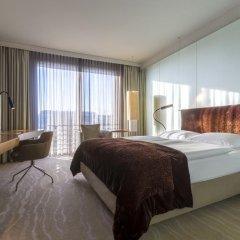 Radisson Blu Hotel, Cologne 4* Стандартный номер с различными типами кроватей фото 5