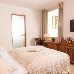 Hotel Baseler Hof 4* Стандартный номер разные типы кроватей фото 2