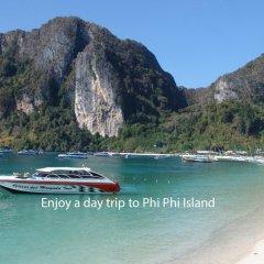 Отель Villa 140 пляж Банг-Тао приотельная территория фото 2