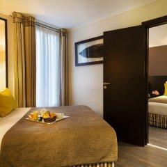 Отель Arc Elysées 3* Стандартный номер с различными типами кроватей фото 2