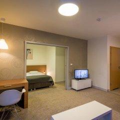 Отель Invite Wroclaw 4* Люкс с различными типами кроватей фото 7
