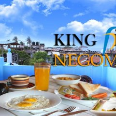 Отель King Fish Guest House питание