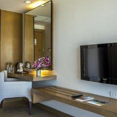 Отель Mercure Koh Samui Beach Resort 4* Улучшенный номер с различными типами кроватей фото 2