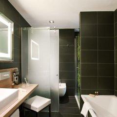 Отель NH Frankfurt Messe 4* Стандартный номер с различными типами кроватей фото 3