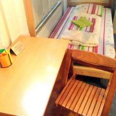 Eesti Аirlines Хостел Кровать в общем номере с двухъярусной кроватью фото 7
