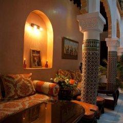 Отель Riad Dar Alia Марокко, Рабат - отзывы, цены и фото номеров - забронировать отель Riad Dar Alia онлайн интерьер отеля