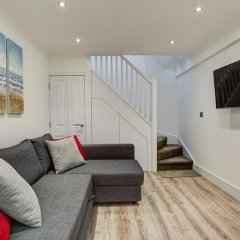 Апартаменты Linton Apartments Стандартный номер с различными типами кроватей фото 5