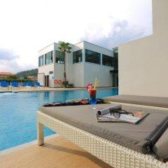 Отель BlueSotel Krabi Ao Nang Beach 4* Номер Делюкс с различными типами кроватей фото 14