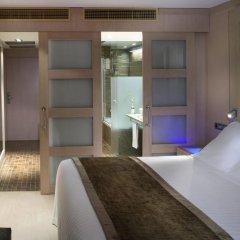 Отель Melia Madrid Princesa 5* Номер Делюкс с различными типами кроватей фото 4