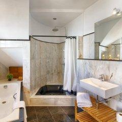 Отель L'Encantarella Испания, Курорт Росес - отзывы, цены и фото номеров - забронировать отель L'Encantarella онлайн ванная фото 2